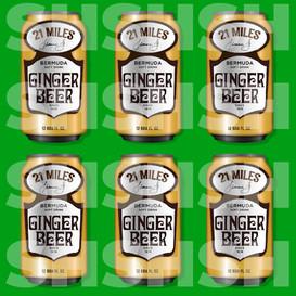 21 Miles Ginger Beer
