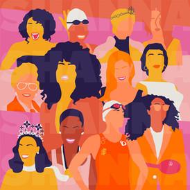The Bermuda Queens