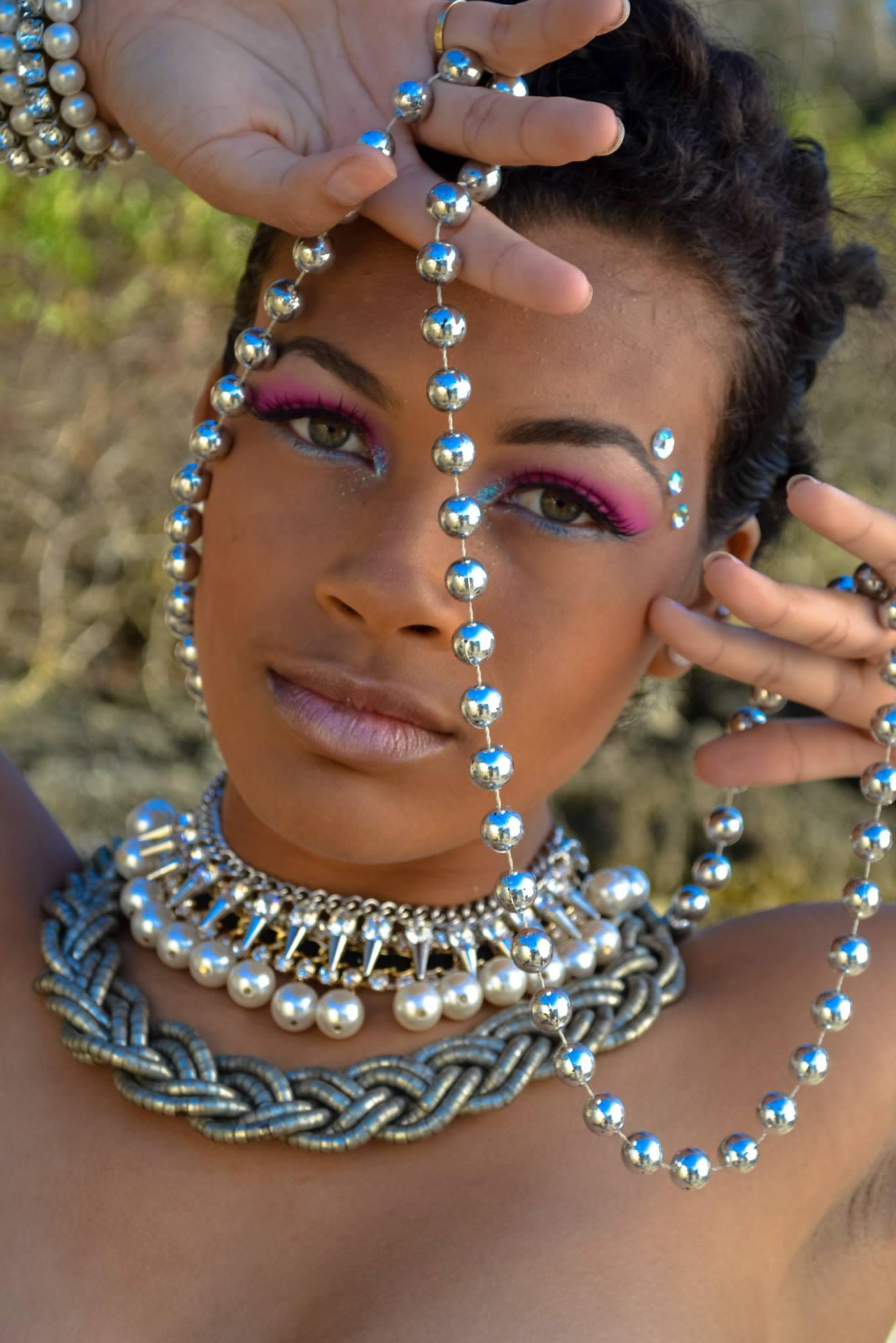 Pearled Jewel