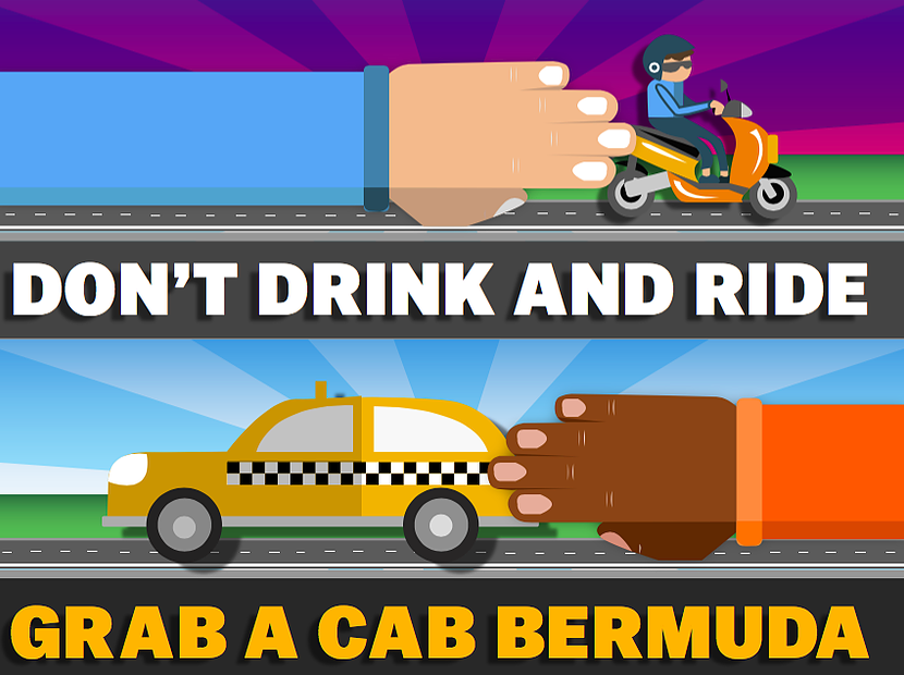 Don't Drink and Ride Poster