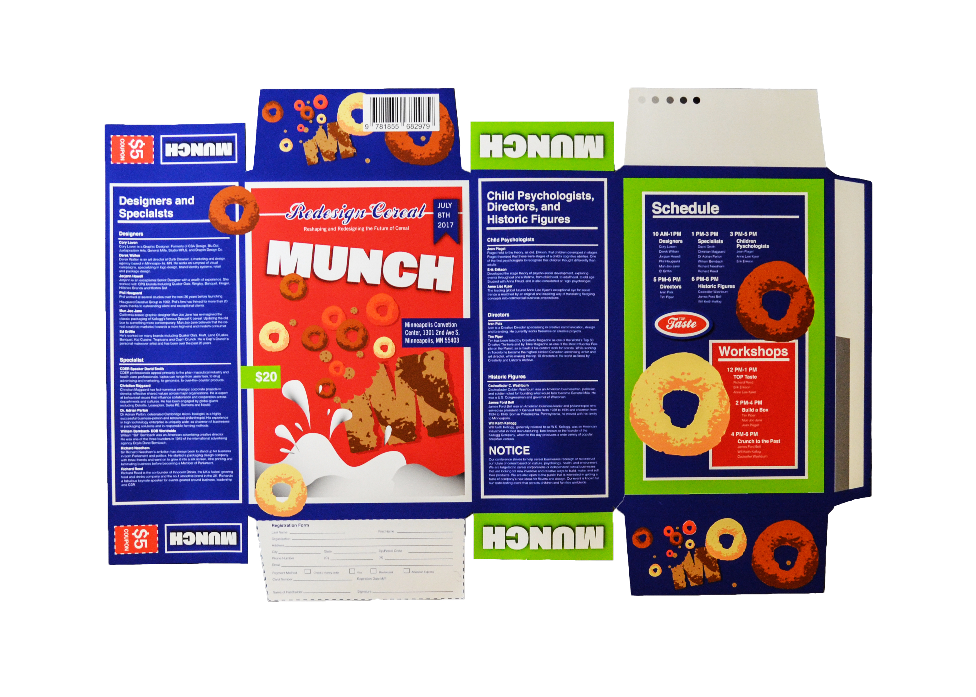 Munch 24x36 Conference Poster