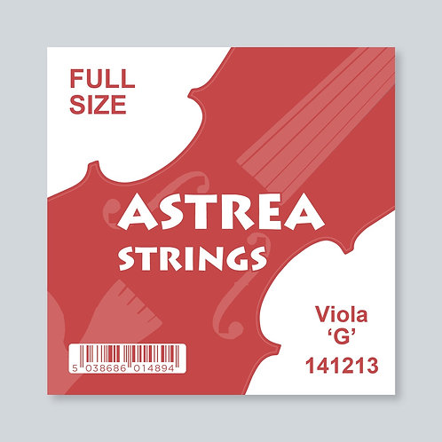 4/4 Size Viola 'G' 3rd