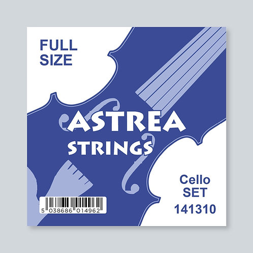 4/4 Size Cello Set