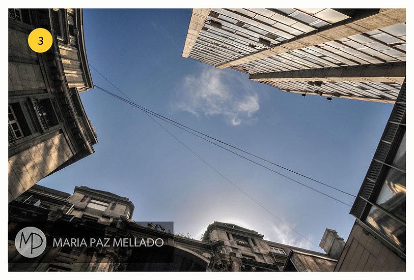 Postal Santiago Amarillo - Equivalentes