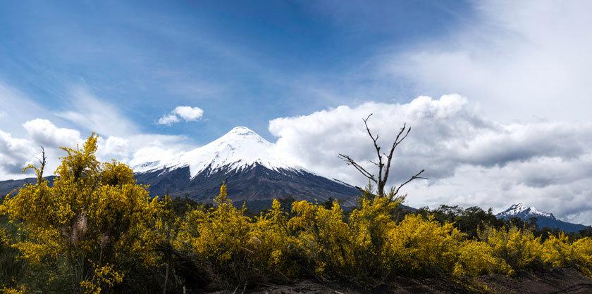 Panorámica Volcán Osorno