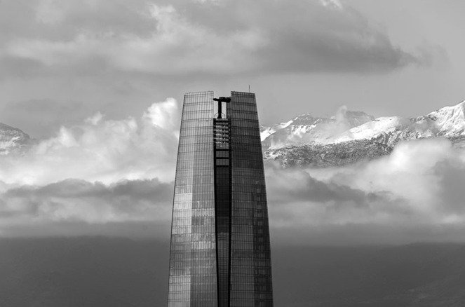 Torre Costanera Center B&N
