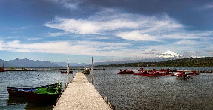 Muelle Villarrica