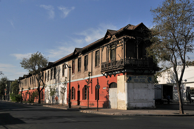 Barrio Club Hípico