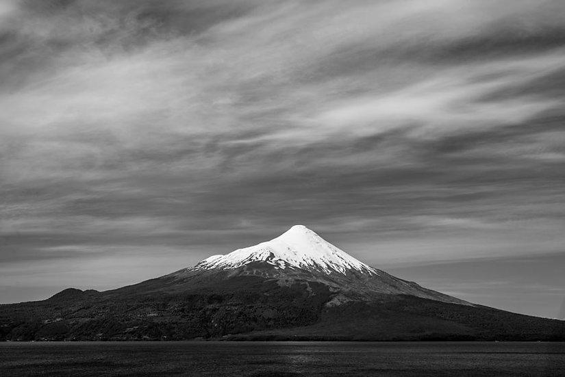 Noche en el volcán