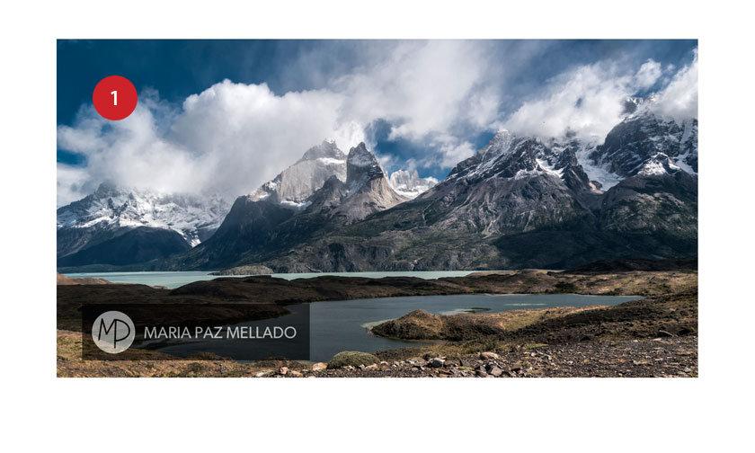 Torres del Paine - 10 fotopostales