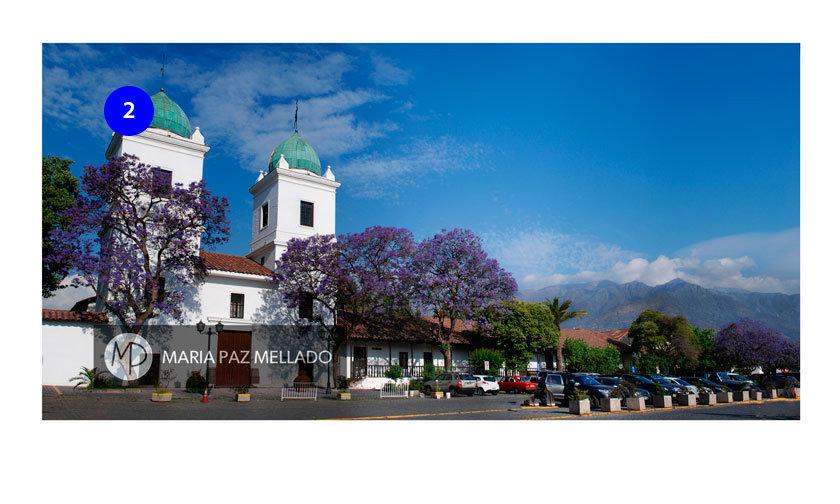 Postal Chile - Los Dominicos