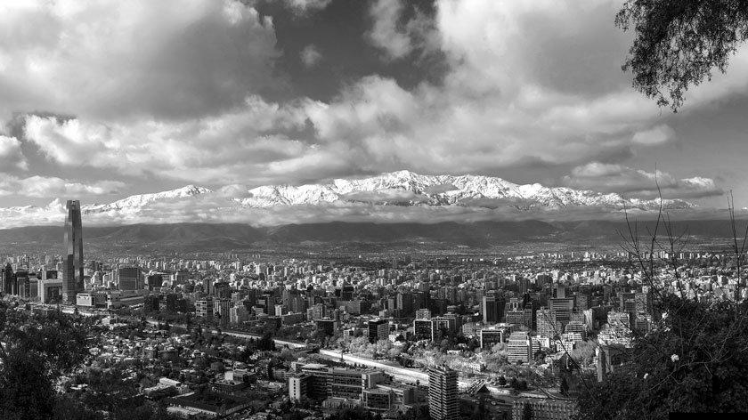 Santiago de Chile B&N