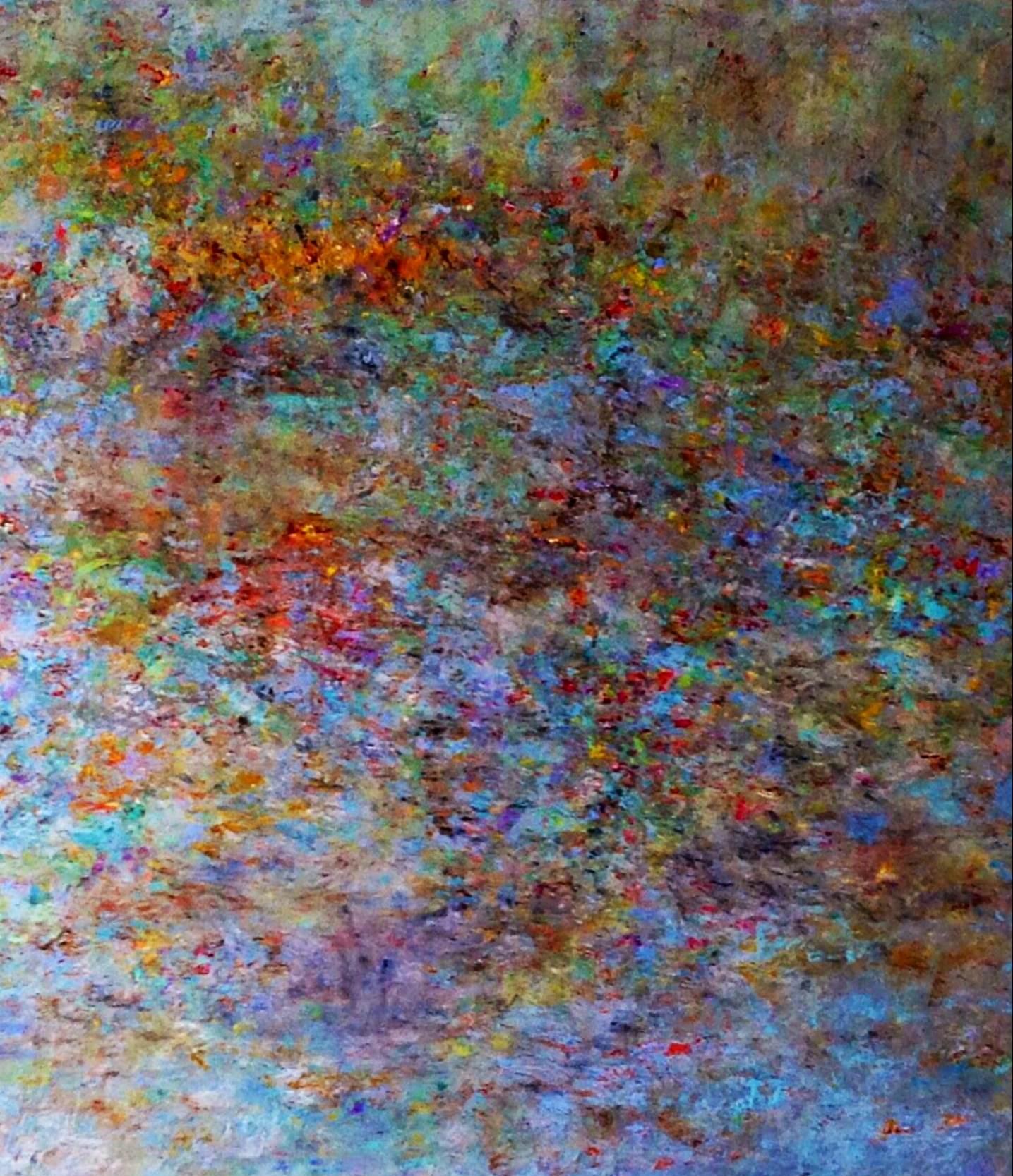 Untitled 100X80 cm'