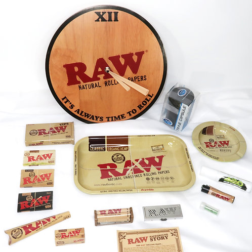 Time To Roll Raw Starter Kit!