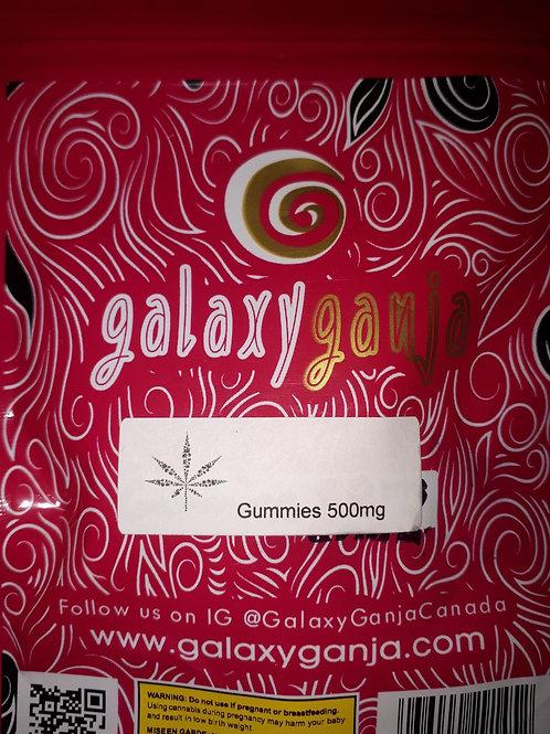 Galaxy gummies