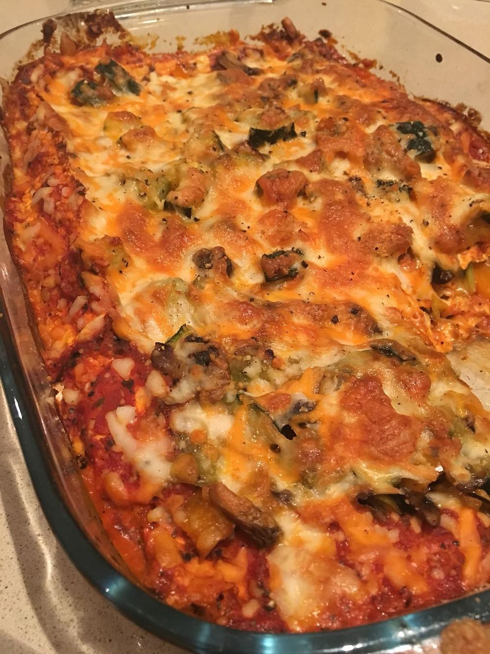Matzah Lasagna Recipe