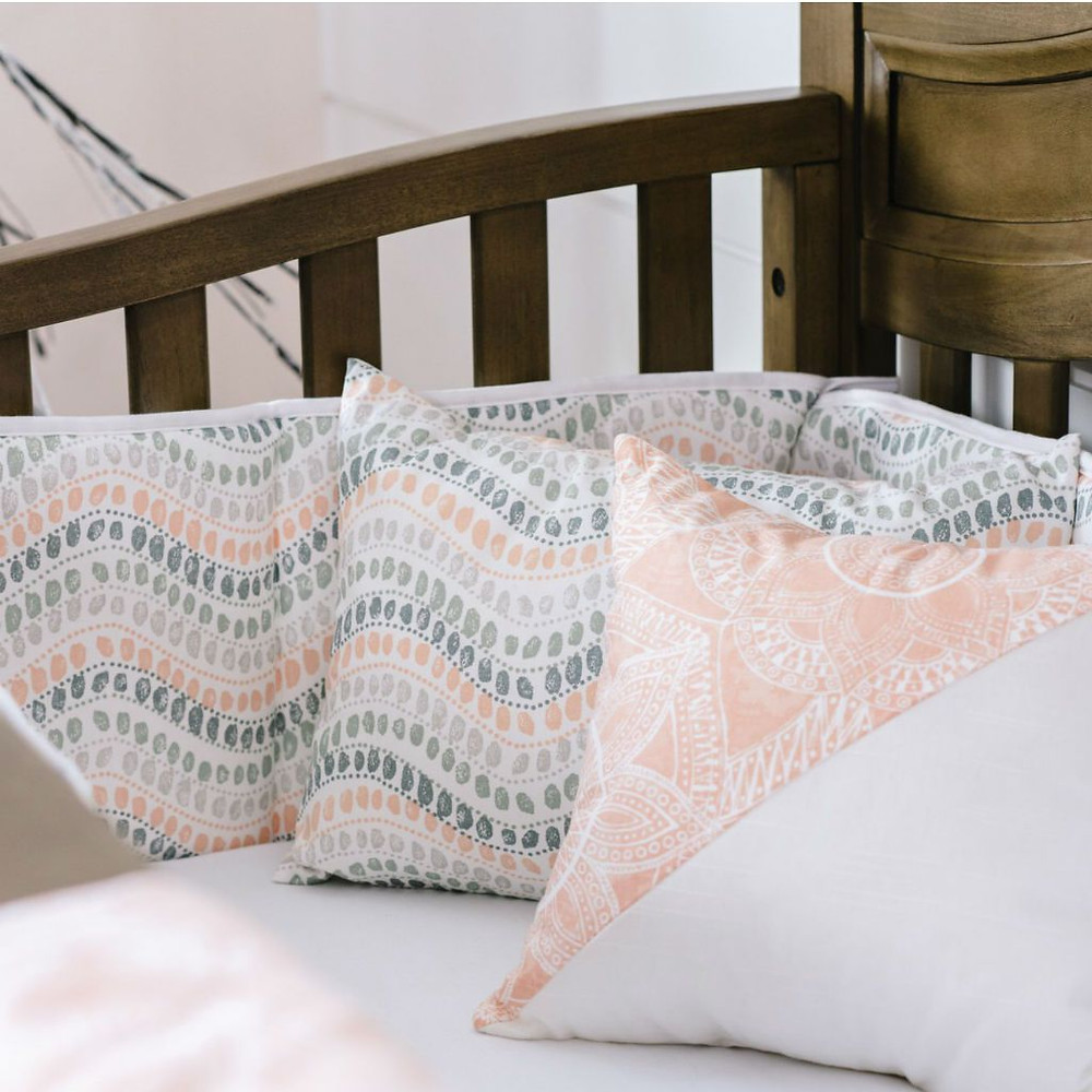 Boho Blush Decor Pillows