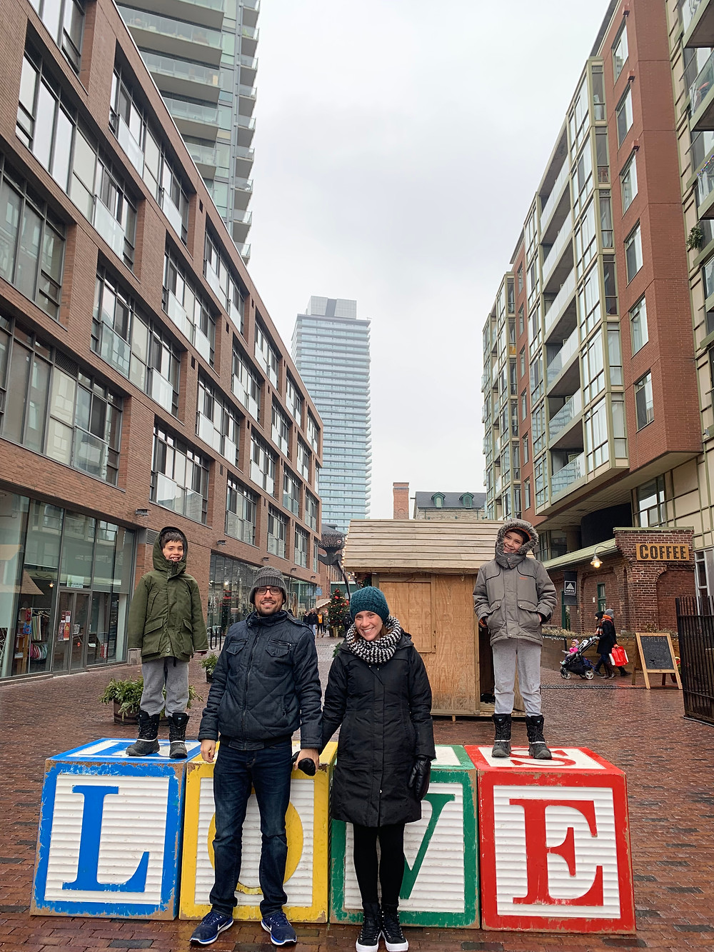 Family Fun Day at Distillery District