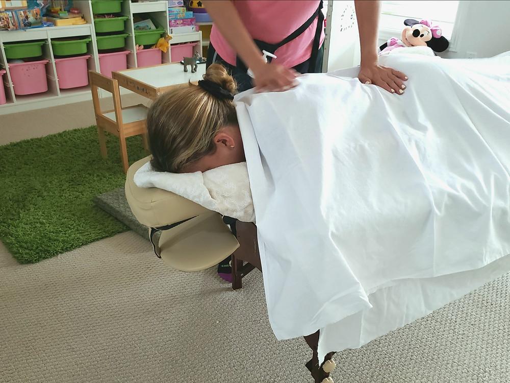 Mediseen massage at home