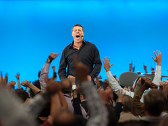 Ten Lessons I Learnt From An Afternoon with Tony Robbins