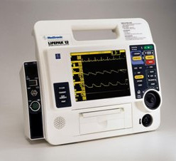 Lifepak 12 Monitor/Defibrillator