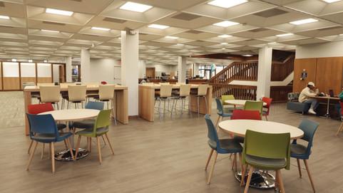 Leslie Pickney Hill Library