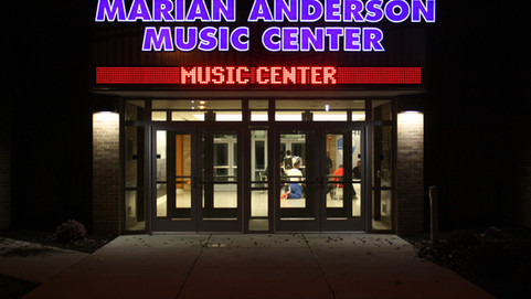 Marian Anderson Music Center