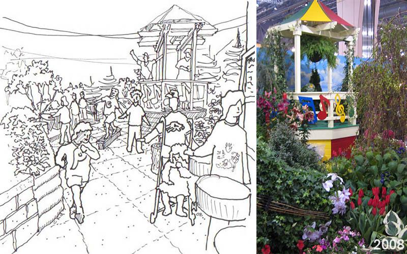 Camden Flower Show