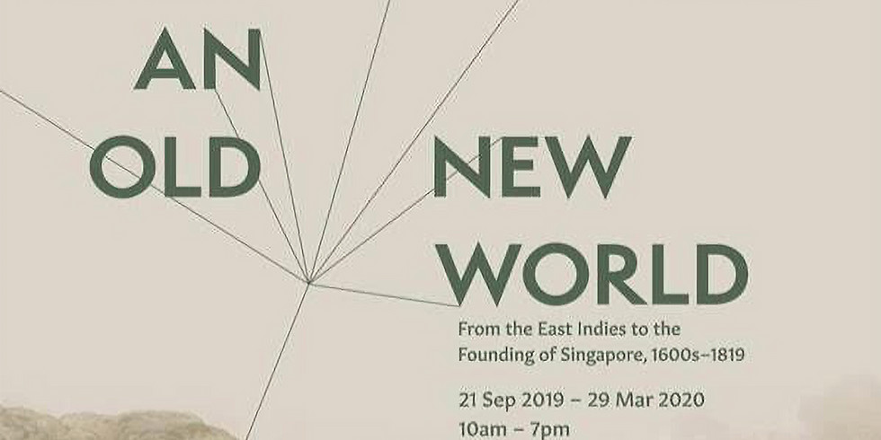 An Old New World: From the East Indies to the Founding of Singapore, 1600s–1819