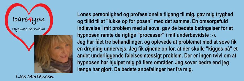 Lise Mortensen