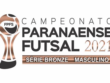 Série Bronze começa em abril; confira os primeiros nomes confirmados pelo Cianorte Futsal Masculino
