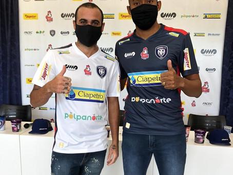 Cianorte FC apresenta oficialmente o elenco para a temporada 2021