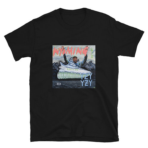 """Yeezy"" Short-Sleeve Unisex T-Shirt"