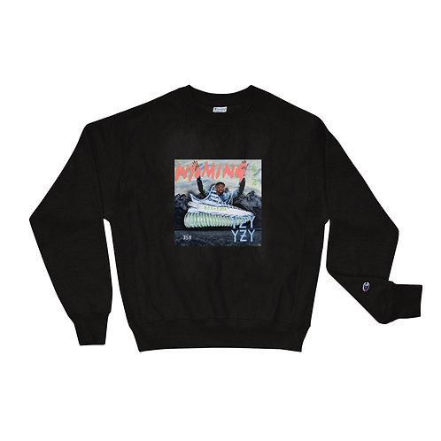 """""""YEEZY"""" Champion Sweatshirt"""