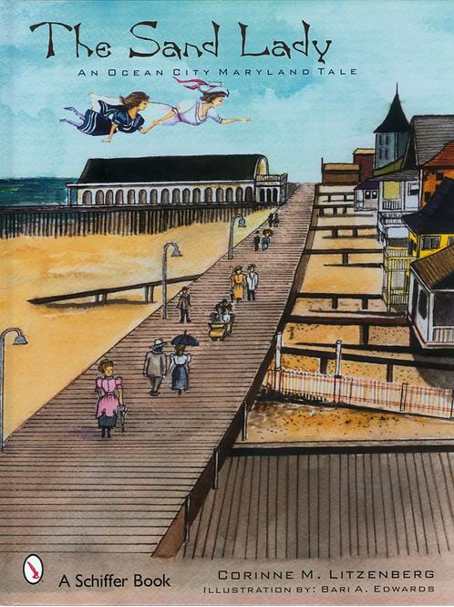 The Sand Lady: An Ocean City Maryland Tale