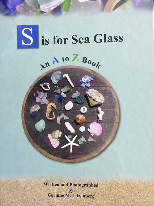 S is for Sea Glass