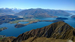Lake Wanaka from Roys Peak