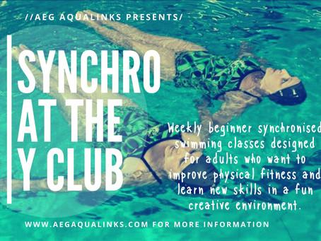 Synchro at the Y Club