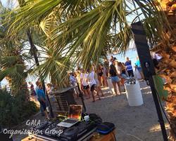 Düğünden önce bir 'beach party' e ne dersiniz__🙌🏻👍🏻🌞🎷🎤💦😊 ..