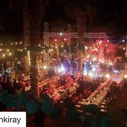 #Repost _ayhankiray with _repostapp_・・・_Mine & Doruk Wedding_Wedding Party__ssmusicmaker _giselletav