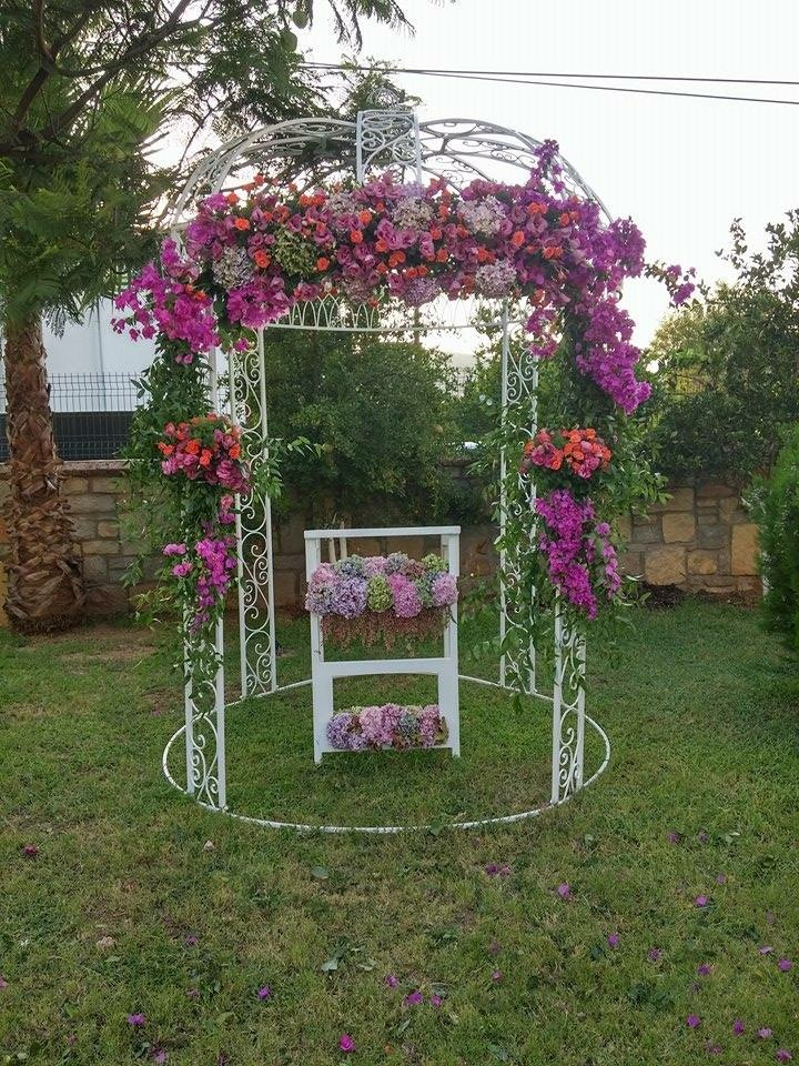 bodrum concept wedding decor