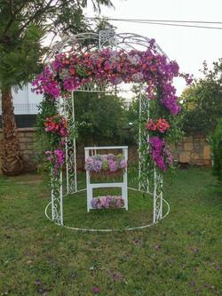 bodrum concept wedding decor