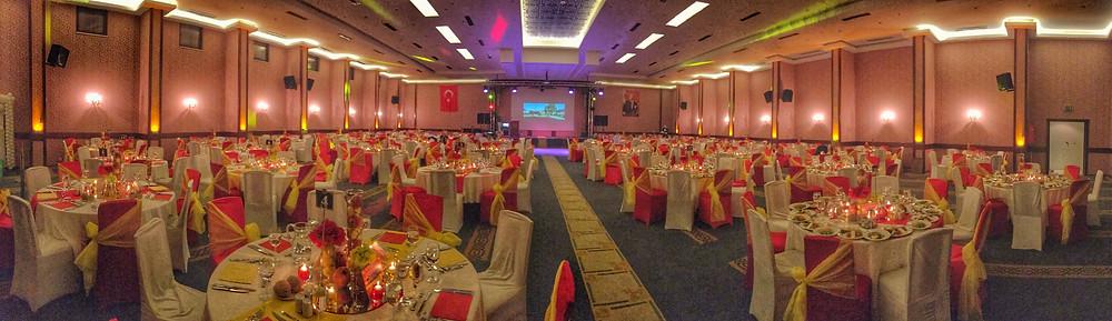 Bodrum AZKA Hotel Göztepeliler Gecesi
