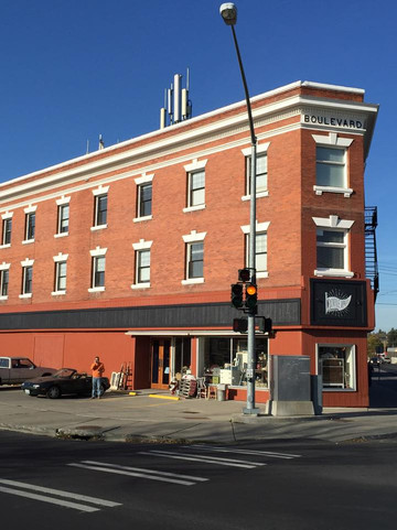 Lilac City Painting Commercial Exterior Painting