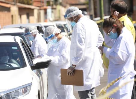 Águas Lindas de Goiás passa a marca de 2.000 casos positivados do novo Coronavírus