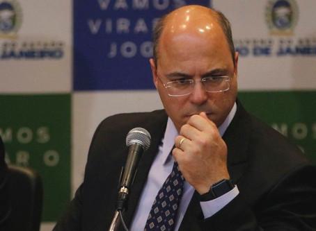 STJ afasta Witzel do cargo de governador do RJ