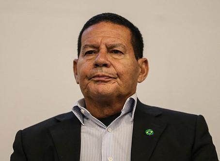Vice de Bolsonaro, general Mourão sugere atropelar regras do jogo