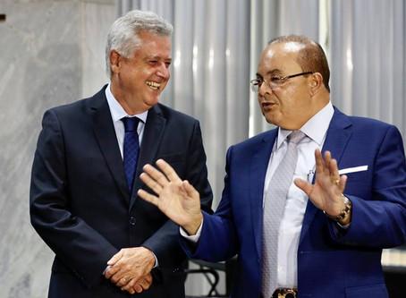 ROLLEMBERG DERROTADO NOVAMENTE! TSE absolve Ibaneis por acusação de compra de votos.