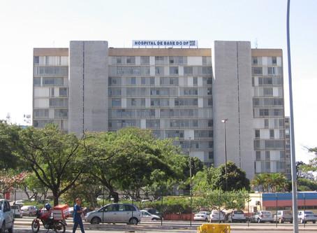 Estacionamento externo do Hospital de Base será interditado