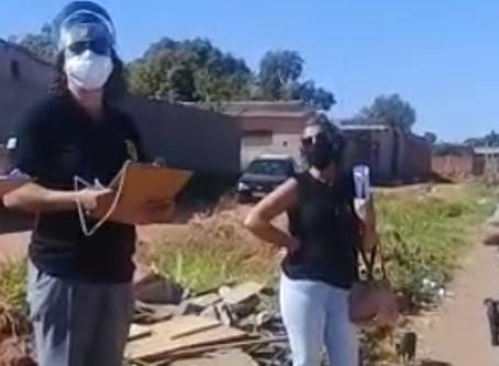 Justiça determina reintegração de posse definitiva do Loteamento Esmeralda em Águas Lindas de Goiás